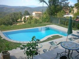 Villa in Cortona XII, Piegaio