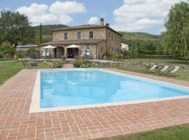 Holiday Villa in Cortona Tuscany VI, Badia Al Pino