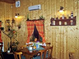 Restaurace a Penzion u Vladaru, Mikulášovice