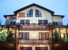 Pension Restaurant Pipera, Pipera
