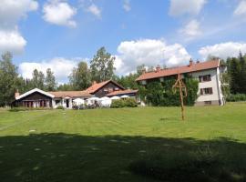 Morhagen Fäbodhotell, Sunnansjö