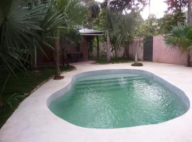 Holiday Home Los Colibries, Puerto Morelos