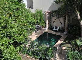La Maison de Tanger, Tanger