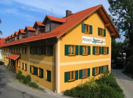 Hotel Jagermo, Grasbrunn
