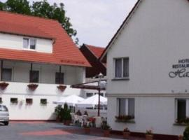 Hotel Restaurant Hassia, Frielendorf