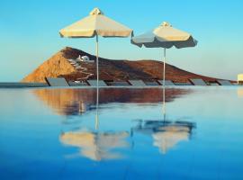 Miramare Hotel, Chora Folegandros