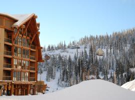 Schweitzer Mountain Resort White Pine Lodge, Sandpoint