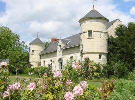 Le Manoir de Champfreau, Turquant