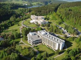 Hotel Harmonie, Luhačovice