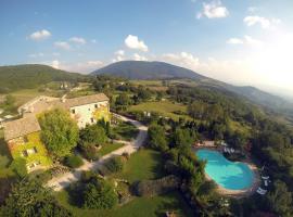 Castello Di Petrata, Pieve san Nicolo