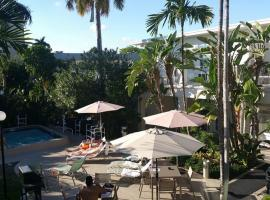 Grand Palm Plaza (Gay Male Clothing Optional Resort) A North Beach Village Resort Hotel