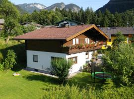 Apartment Lechthaler, Sankt Martin bei Lofer