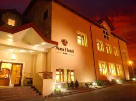 Aura Hotel, Zielona Góra