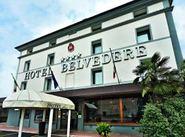 Bonotto Hotel Belvedere, Бассано-дель-Граппа