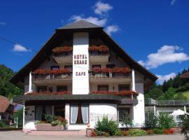 Zum Kranz, Bad Rippoldsau