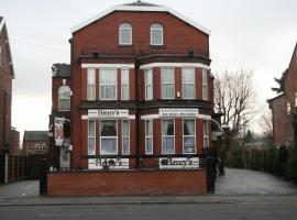 Henry's Guest House, Stockport