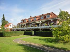 Hotel Seepromenade, Mirow