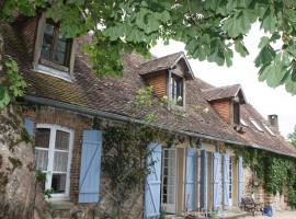 Chambre d'hôtes Puy la Brune, Château-Chervix