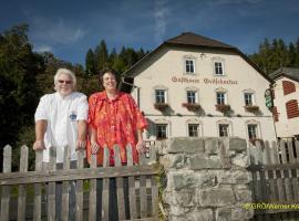 Landgasthof Gritschacher, Sankt Peter in Holz