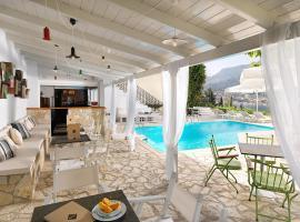 Odyssey Apartments, Vathi