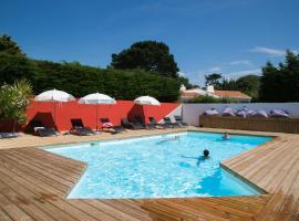 Hôtel La Villa en L'île, Noirmoutier-en-l'lle