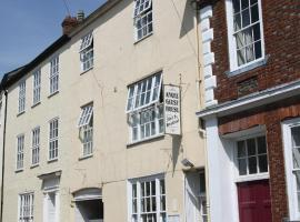 Angel Guesthouse, Tiverton