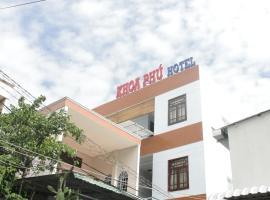 Khoa Phu Hotel, Cần Thơ