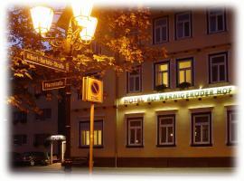 Garni-Hotel Alt Wernigeröder Hof, Wernigerode