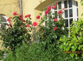 Le Manoir d'Arlette, Fatouville-Grestain