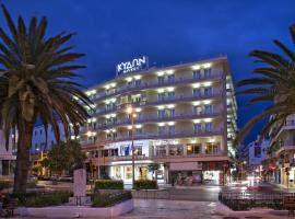 Kydon Hotel, Hanja