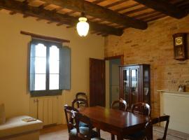 Casa Monti, Sarnano