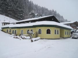Alpenchalet Bergnest, Radstadt