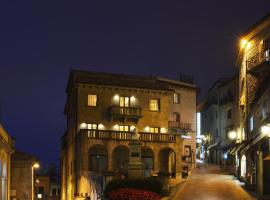 Titano Suites, San Marinas