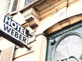 Hotel Weber, Straßburg
