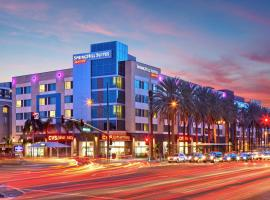 SpringHill Suites by Marriott at Anaheim Resort Area/Convention Center