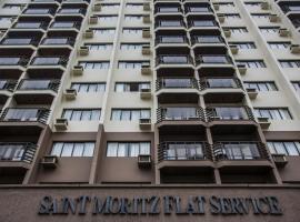Astron Saint Moritz, São Bernardo do Campo