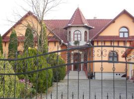 Hegyi Panzió, Szilvásvárad