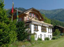 Landgasthof Alpenrose, Hofstetten
