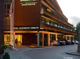 Amberton Green Apartments Hotel, Palanga