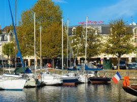 Mercure Caen Centre Port De Plaisance, Caen