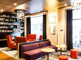 Park Inn by Radisson Central Tallinn, Talinas
