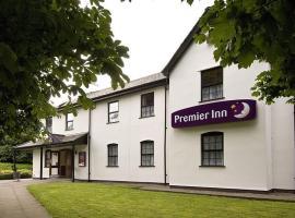 Premier Inn Cardiff East, Castleton