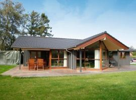 Three-Bedroom Holiday home in Odder 1, Dyngby