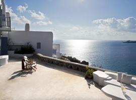 Boundless Blue Villas, Platis Yialos Mykonos