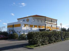 Première Classe Perpignan Nord, 리브잘트