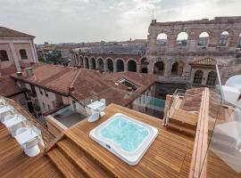 Hotel Milano & SPA***S, Verona