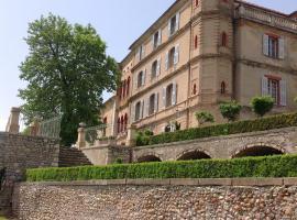Château du Grand Jardin, Valensole