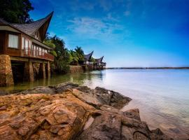 Batam View Beach Resort, Nongsa