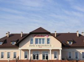Hotel Hibiskus, Boguchwała