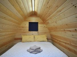 Wolds Glamping, Pocklington